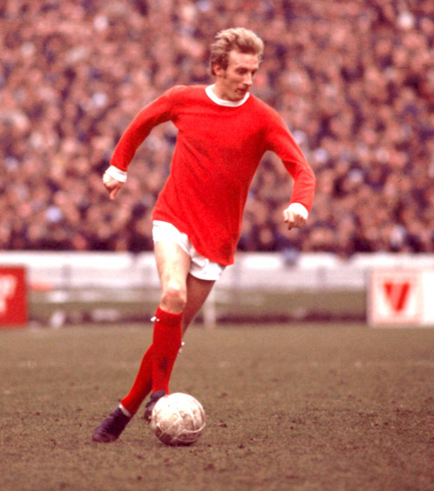 Craque Imortal – Denis Law