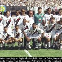 Esquadrão Imortal - Vasco 2000