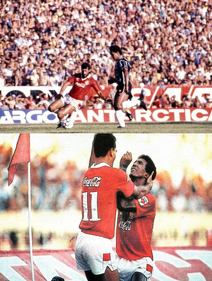 a40ffab12a42b Jogos Eternos - Internacional 2x1 Grêmio 1989 - Imortais do Futebol