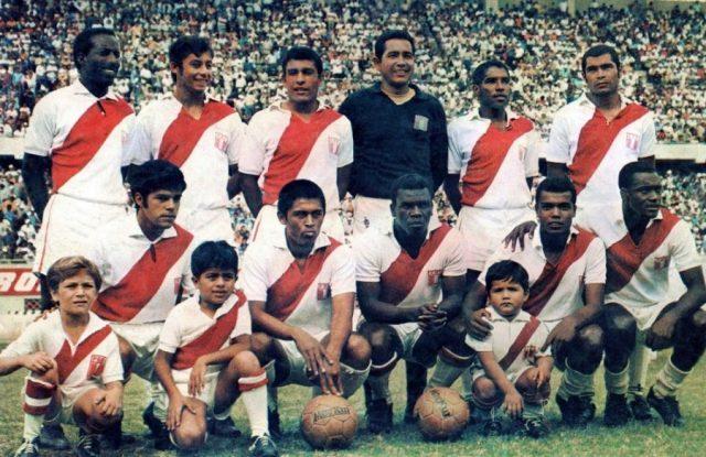 Seleções Imortais – Peru 1970-1975