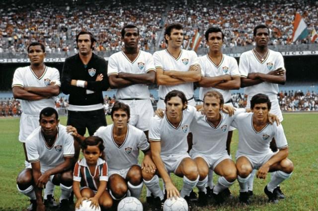 Esquadrão Imortal – Fluminense 1969-1971