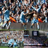 Jogos Eternos - Manchester City 3x2 Queens Park Rangers 2012