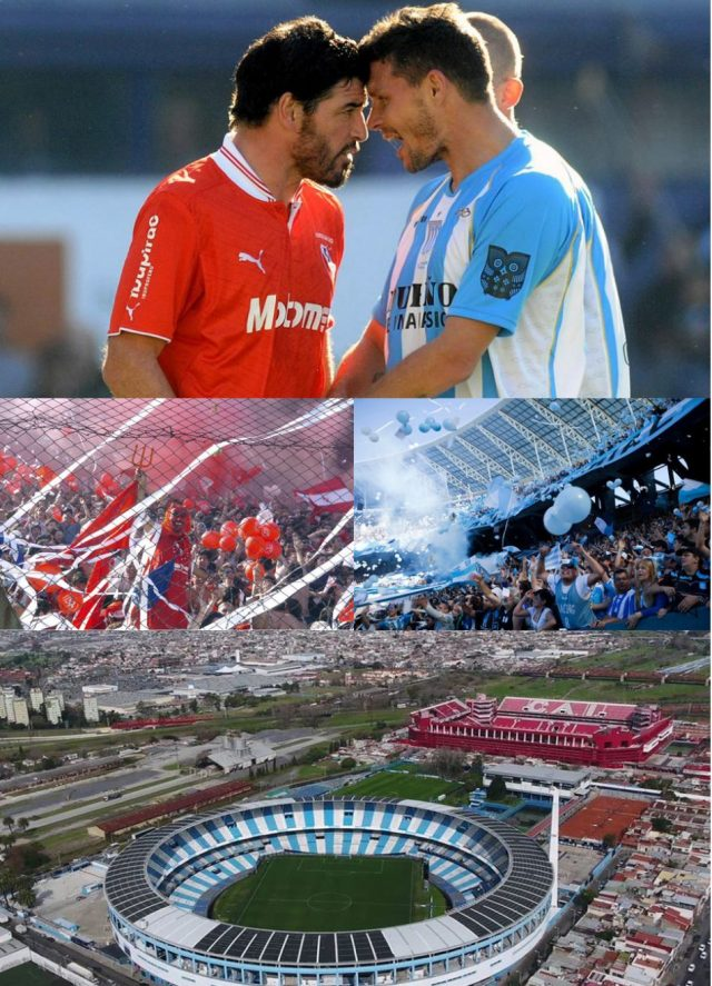 Racing x Independiente – Clássico de Avellaneda