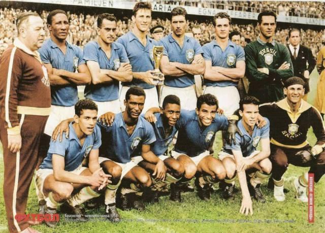 Seleções Imortais – Brasil 1958-1962