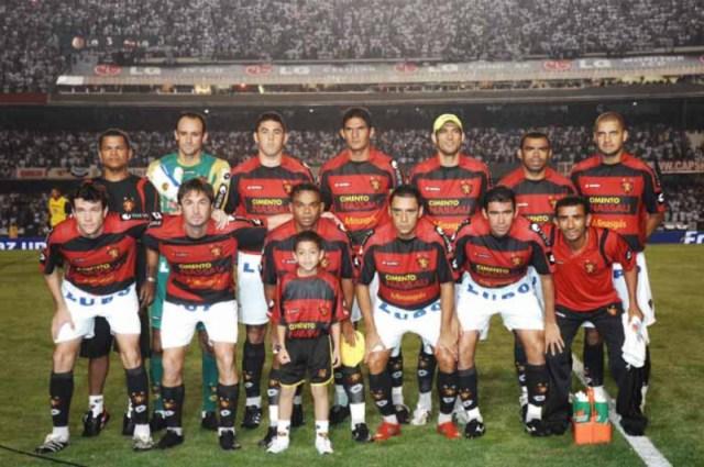 Esquadrão Imortal – Sport 2008