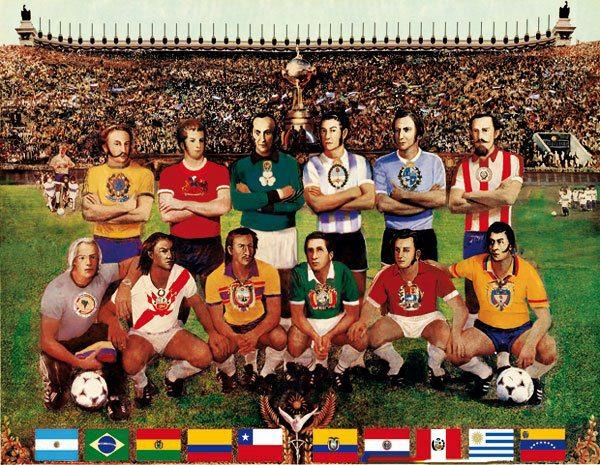 Libertadores de verdade: Os clubes que homenageiam no nome os heróis da independência