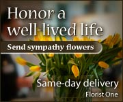 Send Funeral Flowers today