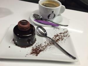 Buboチョコレートケーキ