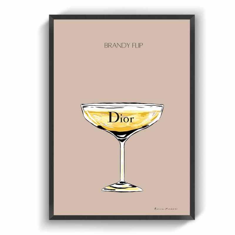 DIOR - BRANDY FLIP