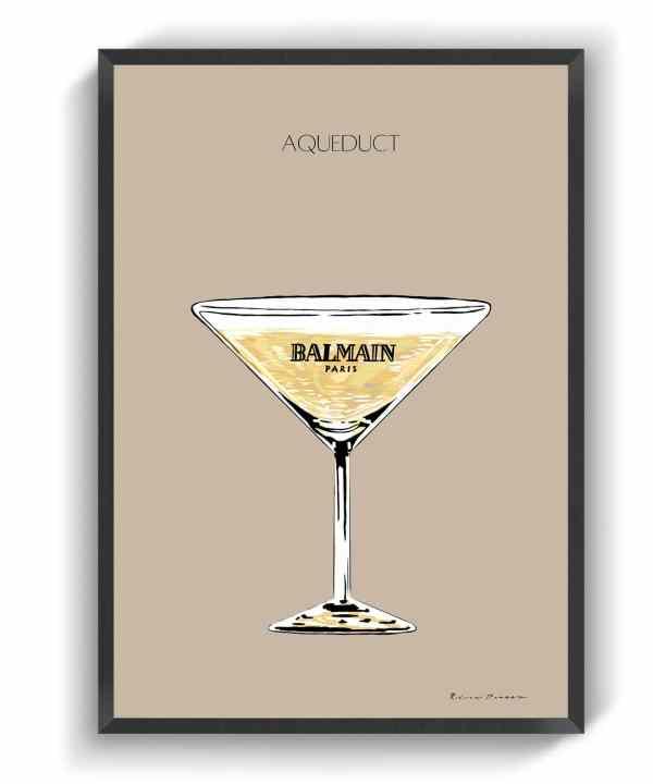 BALMAIN - AQUEDUCT