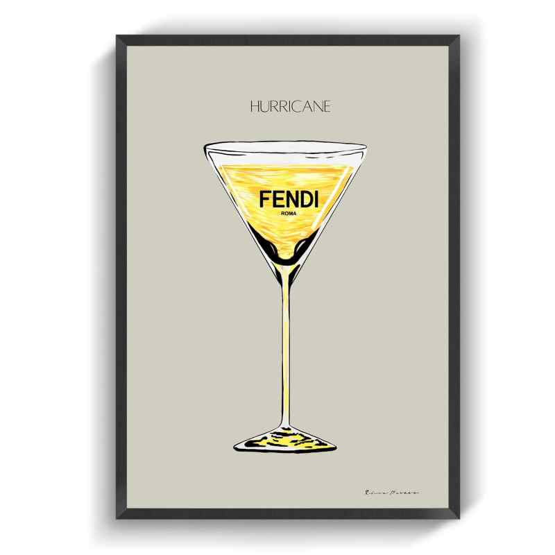 FENDI - HURRICANE
