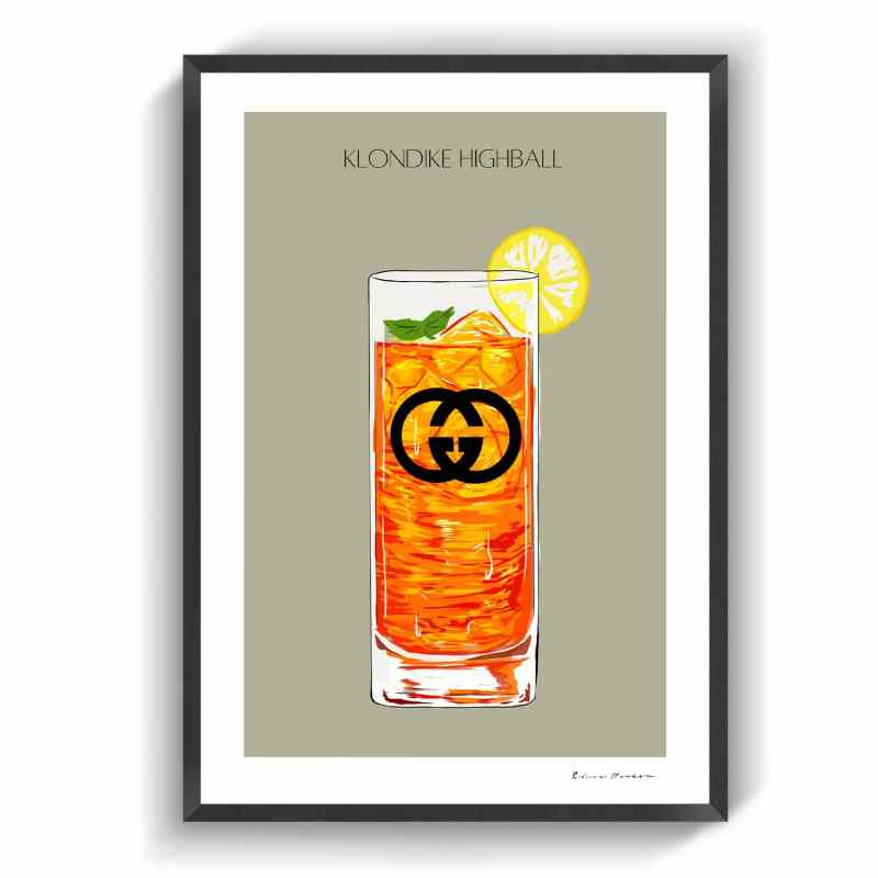 GUCCI - KLONDIKE HIGHBALL