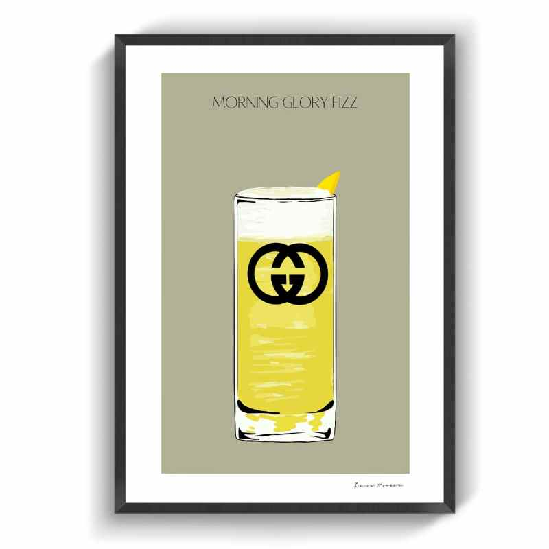GUCCI - MORNING GLORY FIZZ