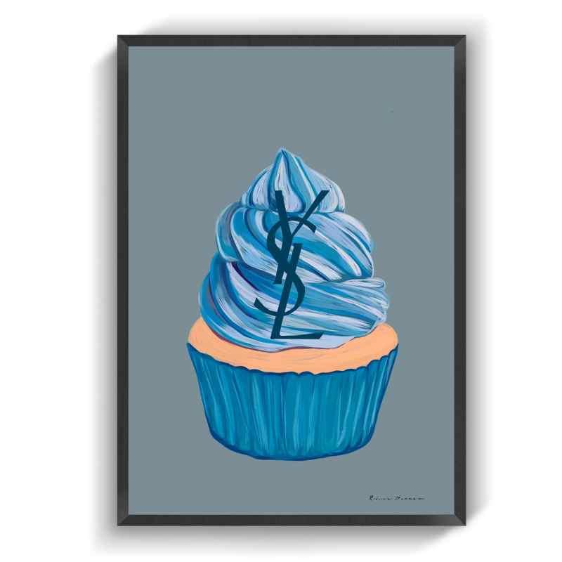 Yves Saint Laurent Cupcake