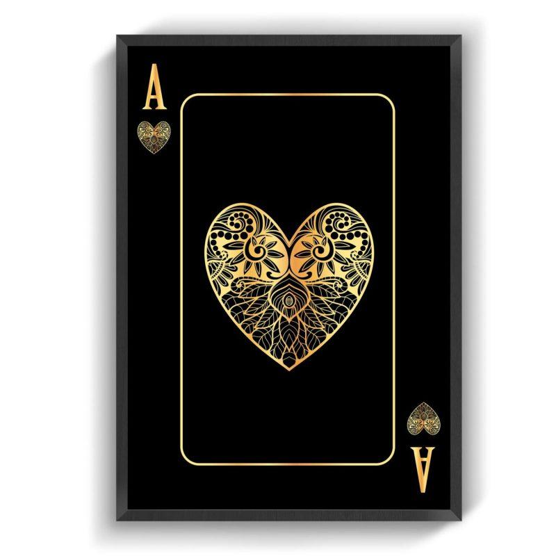Ace heart I