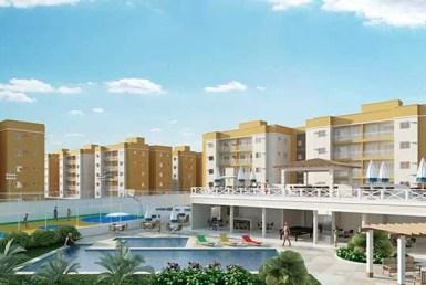 Fit Vivare 2, apartamento no Turú, 2 quartos, 53m² e 55m² 41