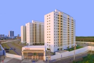 Pleno Residencial, apartamentos no Jaracaty, 2 e 3 quartos, 57² e 72m², ao lado do São Luís Shopping 6