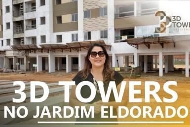 3D Towers, apartamento na Cohama / Jardim Eldorado, 2 ou 3 quartos, 61 a 78m², São Luís MA 5