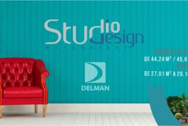 Condomínio Studio Design Holandeses, apartamento tipo Studio no Calhau, Vista Mar, São Luís MA 5