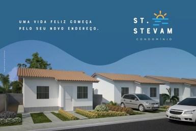 St. Stevam, Casas no Maiobão, 2 quartos, 48m², São Luís MA. 13