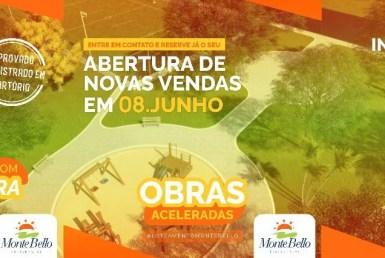Loteamento Monte Bello, lotes de 150m² a 422m², sem consulta ao SPC SERASA, infraestrutura completa, Maiobão 3