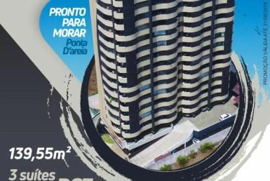 Edifício Ponta D'Areia, apartamento na Península da Ponta D'Areia, 3 suítes, 139m² 15