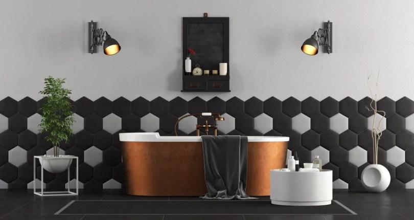 Conheça os melhores revestimentos para o banheiro