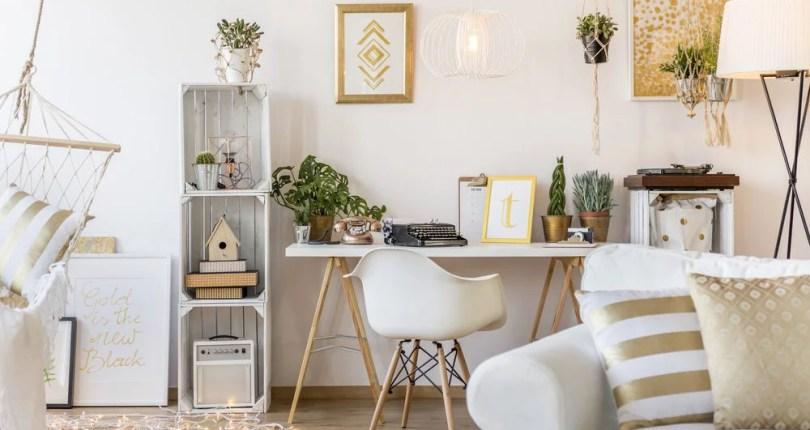 Conheça formas criativas de decorar o seu imóvel