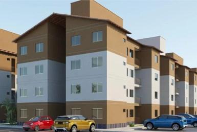 Torres do Sol, apartamentos de 2 quartos, 42m² a 44m², Maiobinha, São Luís MA 11