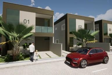 Ville D'or, Casa Duplex, 3 suítes, 132m², Turú, São Luís MA 9