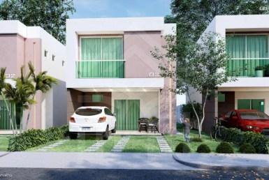 Condomínio Marília 3, casas duplex no Araçagy, 108m², 3 quartos, São Luís MA 8