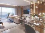 Residencial D'Algarve, apartamentos na Ponta D'areia, 4 suítes, 162m² a 169m², São Luís MA 5