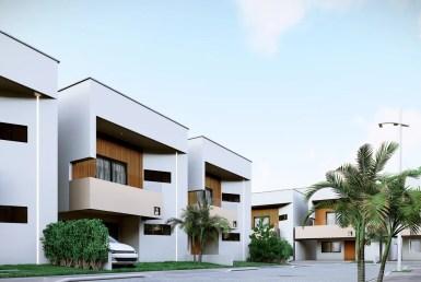 Condomínio Marianne, Casa Duplex, 3 Quartos, 143m², Bob Kennedy, Araçagy 2