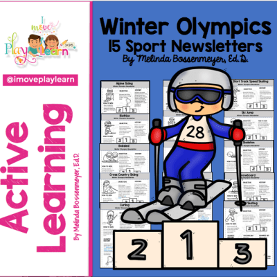 The Winter Olympics are Almost Here- Grab FREE Olympic Newsletters