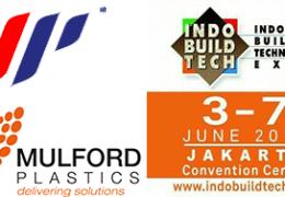 Indobuildtech Impack Pratama dan Mulford Plastics Juni 2015