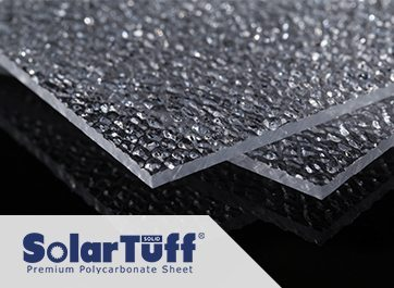 Solartuff Solid - Plain Embossed