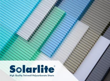 Solarlite - High Quality Twinwall Polycarbonate Sheets