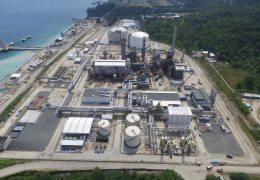 Alderon dan Alsynite Dipasang di Pabrik Amonia Terbesar di Indonesia