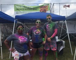BFI Sarasota Color Run Event