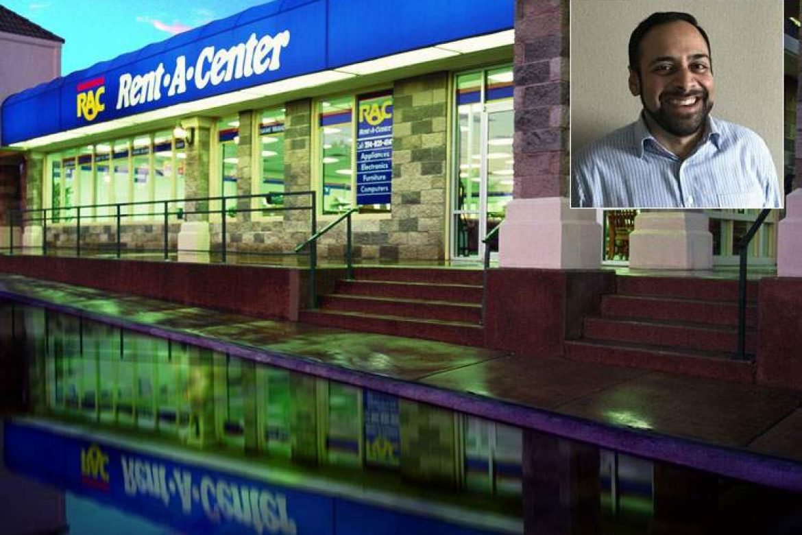 Rent-A-Center is new to franchising — and this Tampa company is benefiting