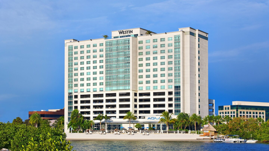 New owners paid more than $57 million for Westin Tampa Bay