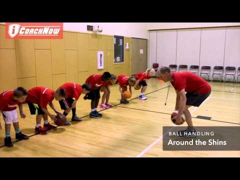 Basketball Ball Handling – Rhythm Drill #1
