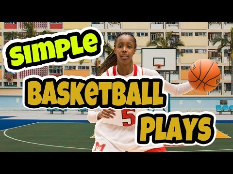 Simple Basketball Plays For Youth