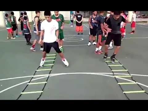 Top Speed and Agility Drill – Ladder