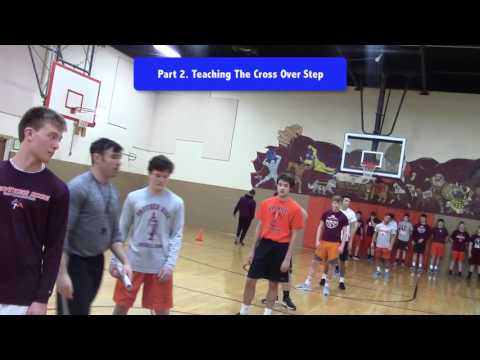 Agility Training   5 10 5 Drill   Lateral Movement (Part 1)