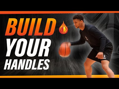 Simple Ball Handling Drills For YOUNG Players