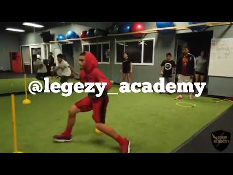Legezy Academy Speed & Agility Training for Youth Athletes