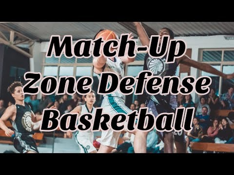 How to Play Match-Up Zone – Basketball Defense Tutorial