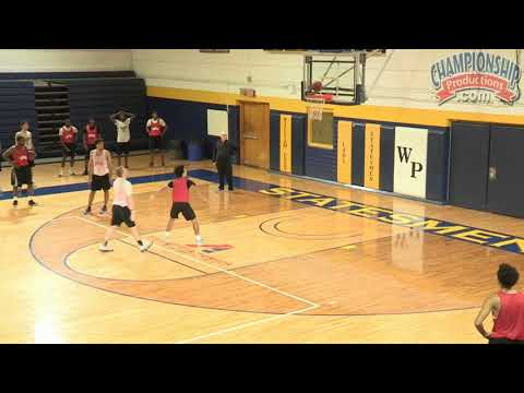 Terry Layton's First Step Shadow Defensive Drill!