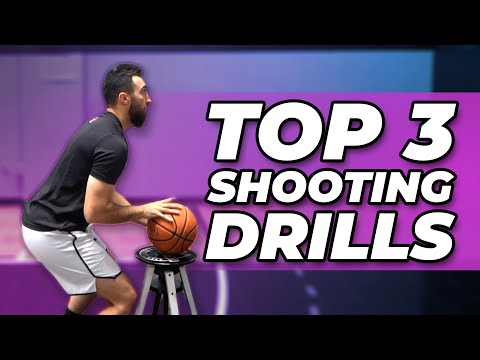 3 Shooting Drills to Shoot Like a PRO! 🏀